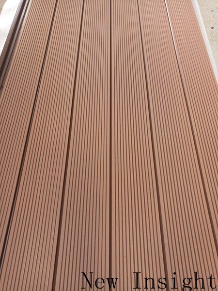 Composite Wood Decking with SGS, Fsc, Ce, Fcba, Intertek Certificates