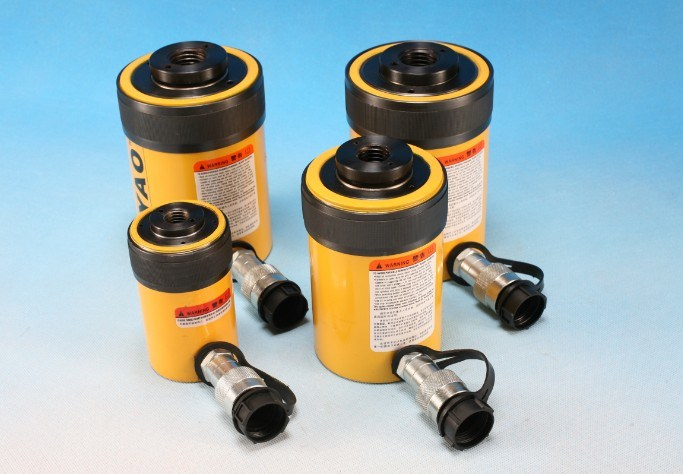 High Capacity Single Acting Hollow Plunger Cylinder (FY-RCH)