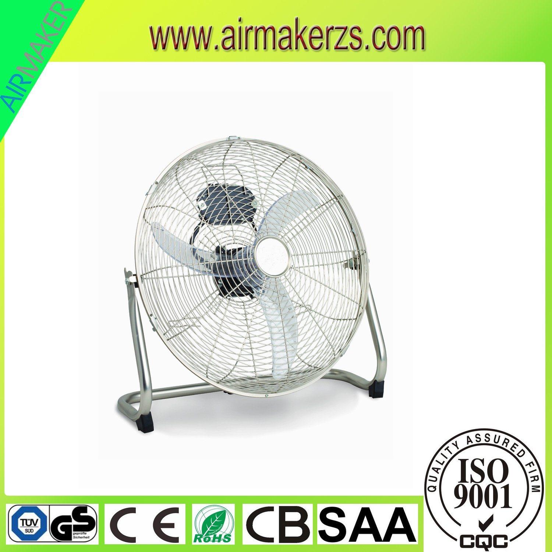 18-in 3-Speed High Velocity Fan with GS/Ce/EMC