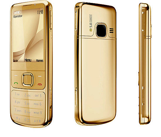 Hot Selling 6700 Classic Original Brand Gold 6700c Mobile Phone