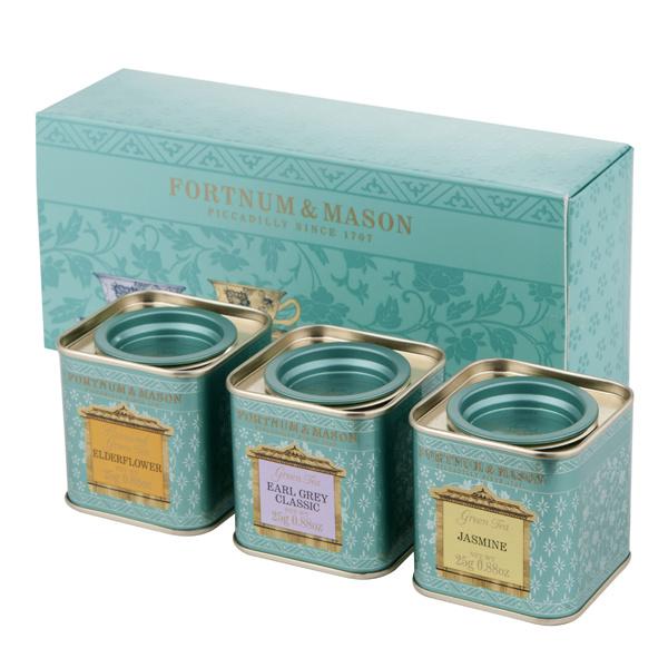 Gift Packaging Earl Grey Classic Tea Tins