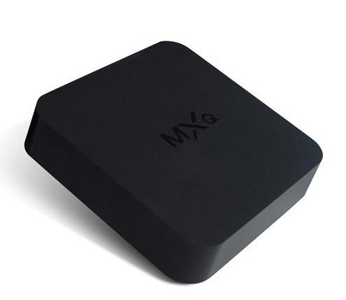 Android 4.4 Mxq TV Box S805 Quad Core Smart TV Box Mini PC Smart TV Media Player Kodi Fully Loaded OEM Logo