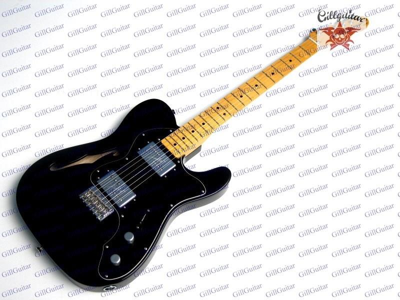 china 72 telecaster thinline reissue custom china guitar. Black Bedroom Furniture Sets. Home Design Ideas