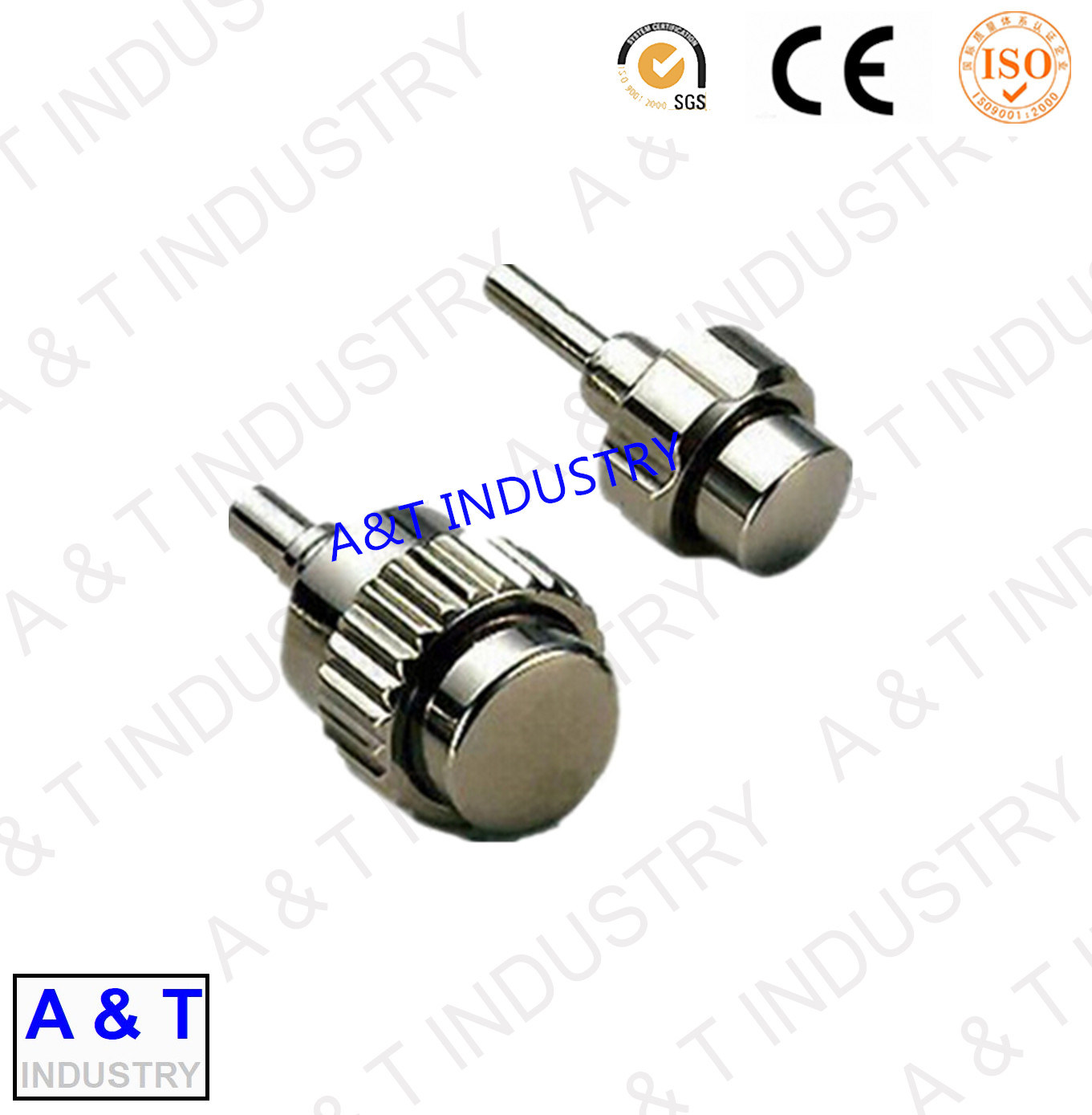 Precision OEM CNC Milling Part Machinery Part with High Quality
