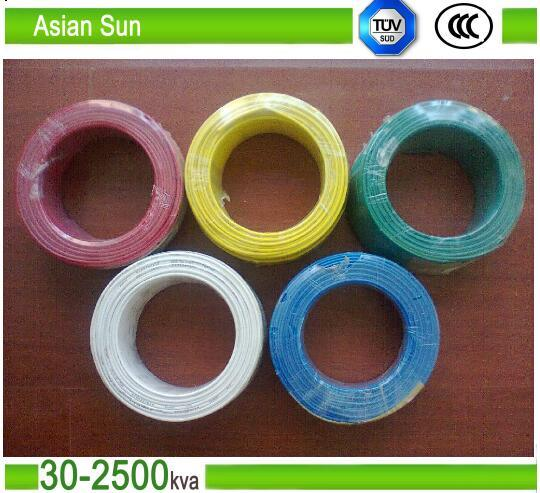House Wiring PVC Insulated Copper Wire Electric Wire 1.5mm