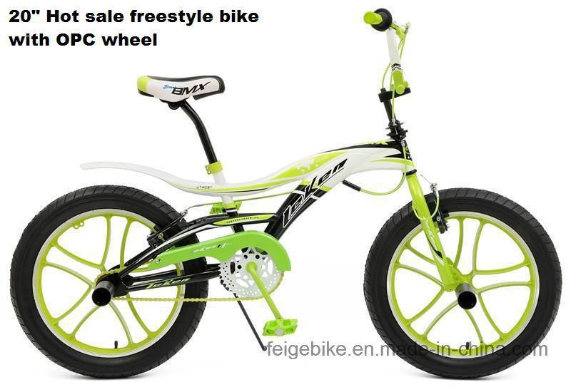 """2015 New Model 20""""*3.0 Mug Wheel Freestyle Bike (FP-FSB-H031)"""