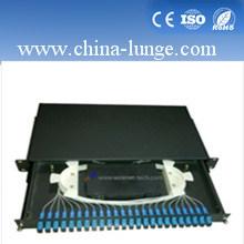 1u Sc 24 Port Drawer Type Fiber Optic Patch Panel/ODF