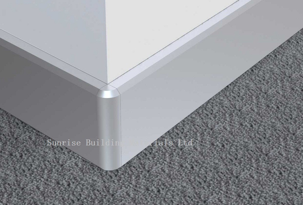 Aluminium Section for Edging/Tile Trim