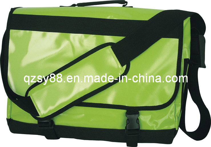 Fashion Waterproof Modern Tarpaulin Shoulder Bag (SY-D13006)
