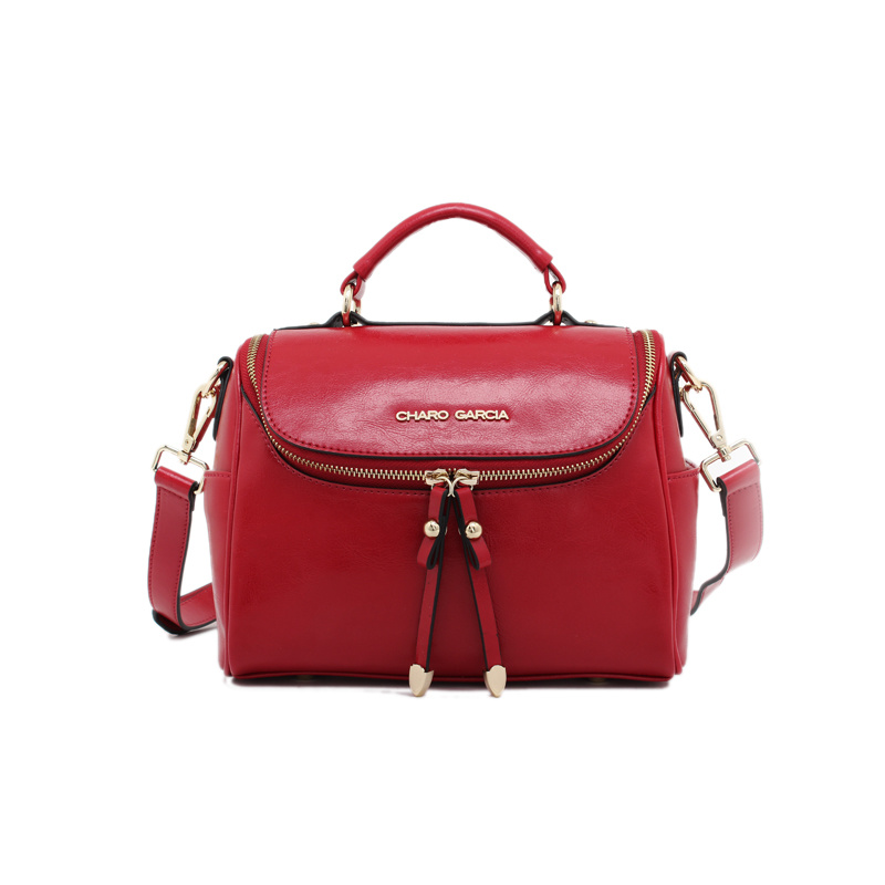 Fashion and Casual Ladies Cross Body Leather Bag (8501)