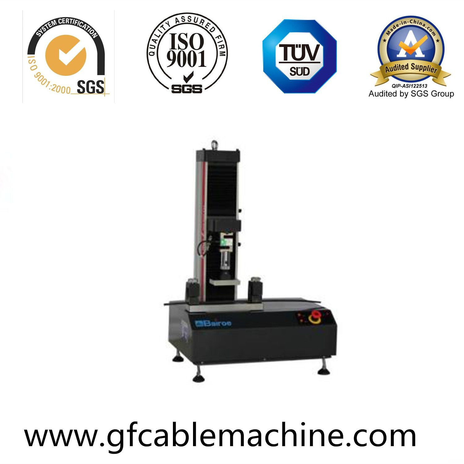 Optical Cable Crush Testing Machinery