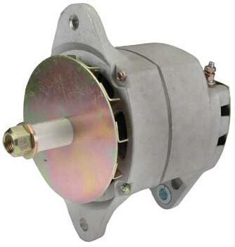 45 AMP/24 Volt, Neg. Grd., Wo/ Pulley High Output Alternator Price