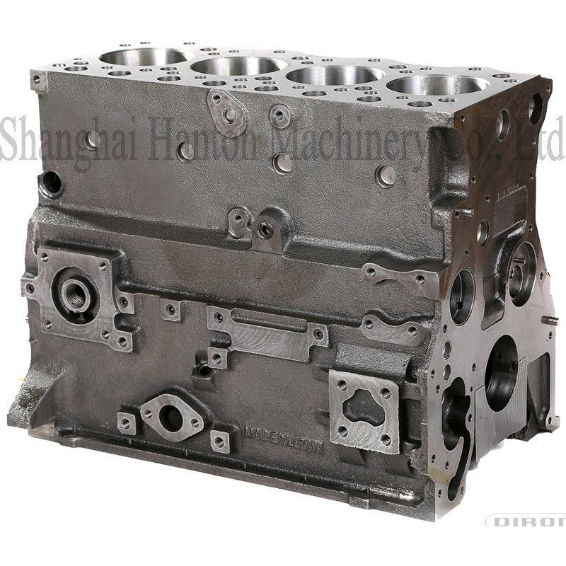 Komatsu 4D95 diesel engine part 6204211102 bare cylinder block