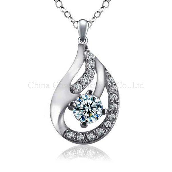 925 Silver Jewelry Pendant Customized Designs
