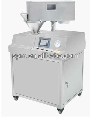Gk25b Lab Dry Granulator