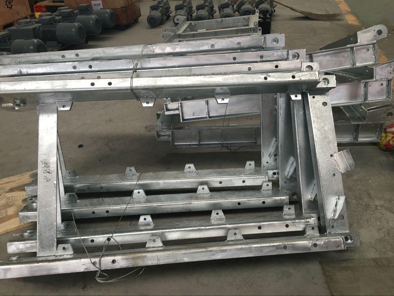 Sc200/200 2ton Double Cage Passenger Lift Construction Hoist
