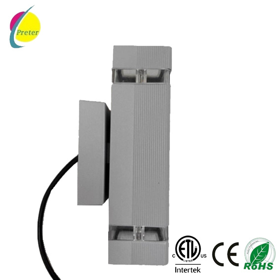 12W Outdoor Decorative LED up Down Wall Light IP65