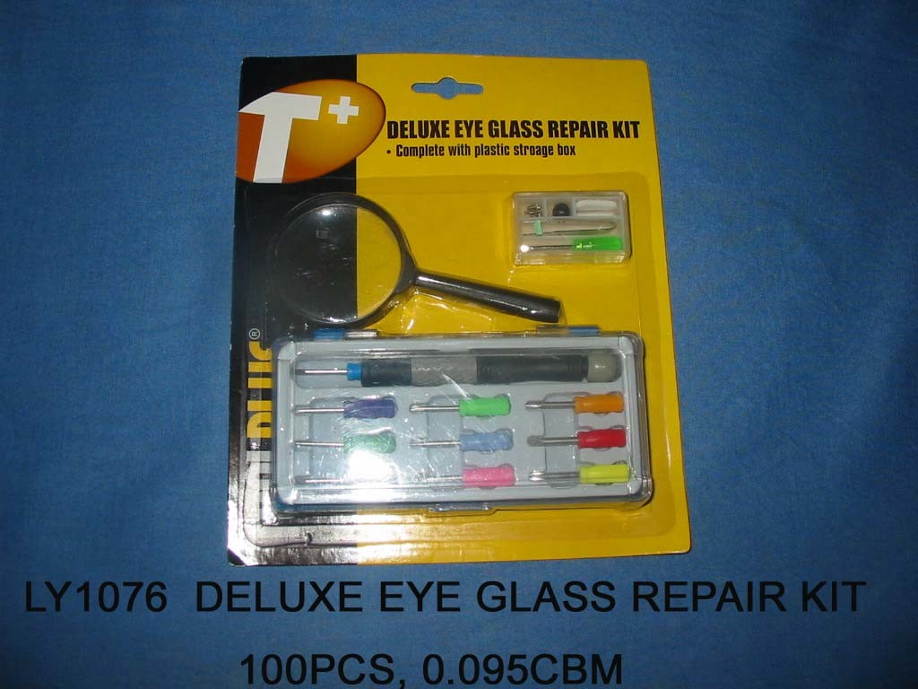 Eyeglass Repair Kit China Supplier : EYEGLASSES REPAIR KITS Glass Eye
