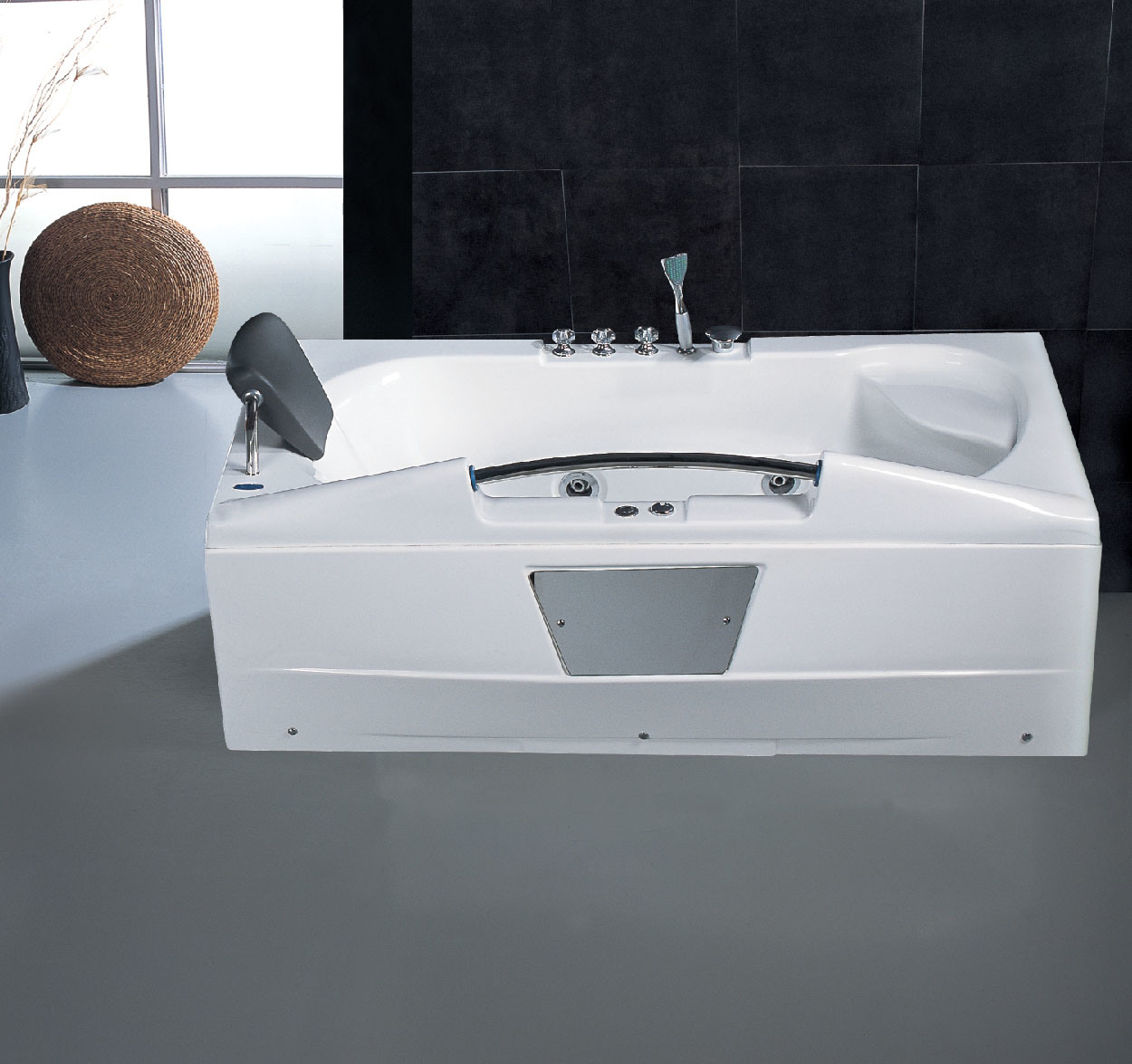 home gt whirlpool bathtubs gt corner whirlpool bathtub with