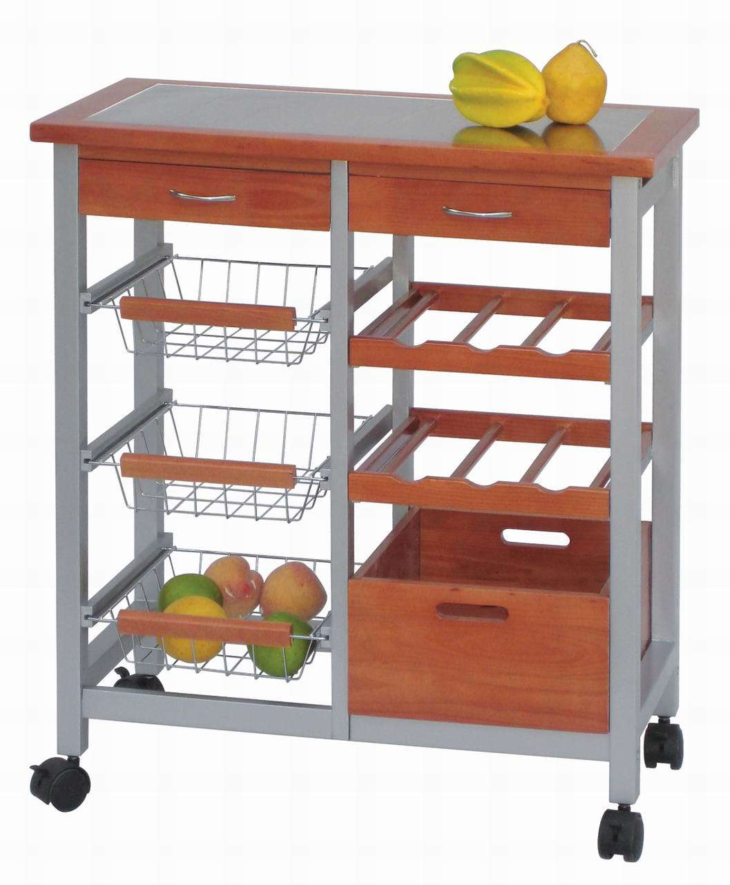 Kitchen trolley designs for Kitchen trolley design