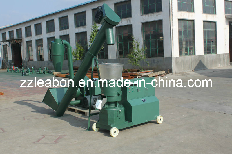 Flat Die Pellet Machine/Mill for Animal Feed (PM)