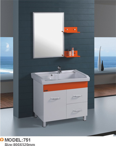 china pvc plastic bathroom cabinet 751 china pvc