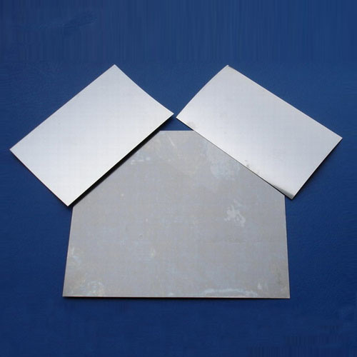 Molybdenum Plates and Foils
