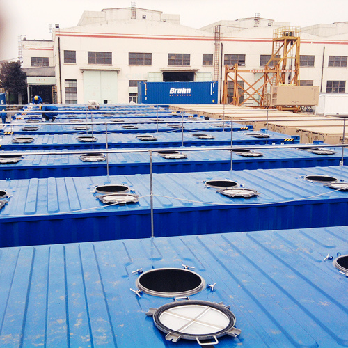 30′ Bulk-Container