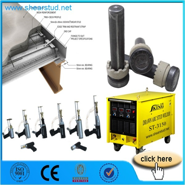 Drawn Arc Stud Welding Machine for Boiler
