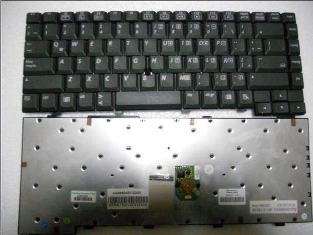 compaq presario laptop keyboard. Spanish Laptop Keyboard for