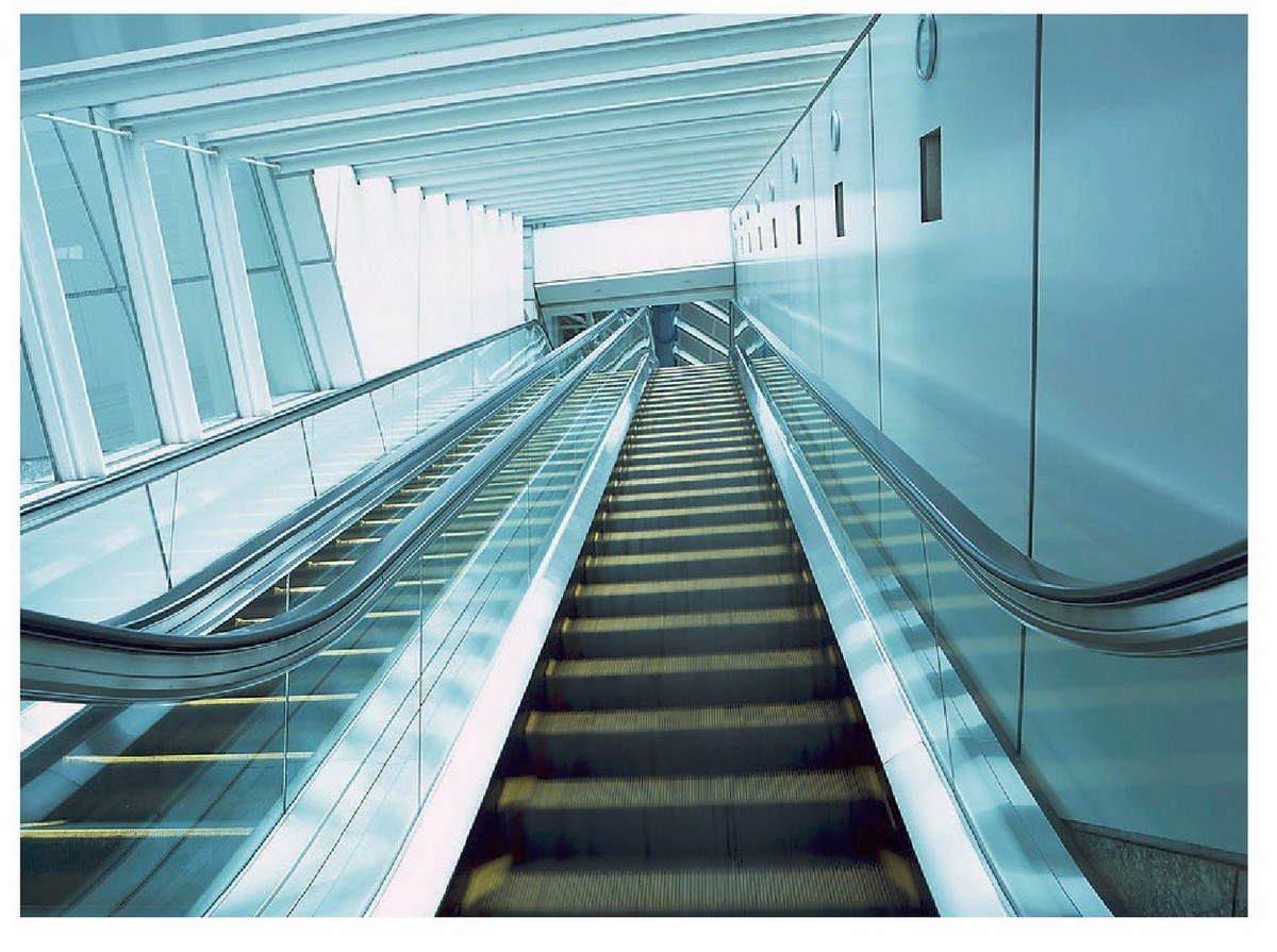 Indoor Escalator with 30 Degree 1000mm Step Width (XNFT-001)