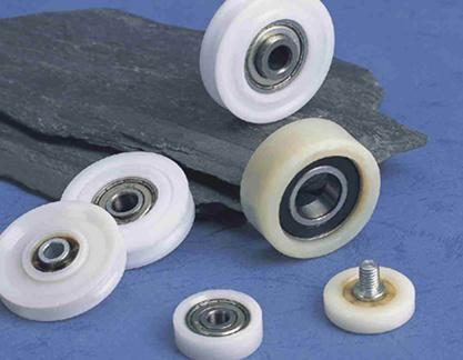 Window Roller Custom Bearing Roller Pulley Wheel