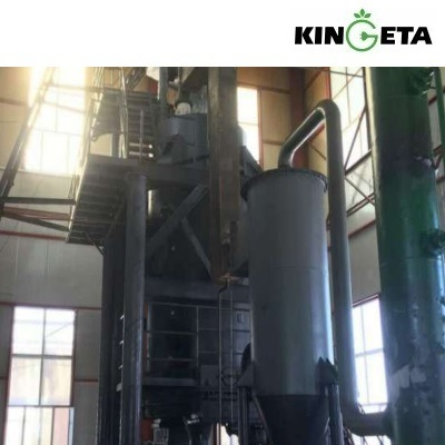 Kingeta 1MW Bbiomass Gasifier for Sale