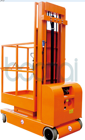 Self-Propelled Aerial Stock Picker (Triple Masts) Max 6.00 (m)