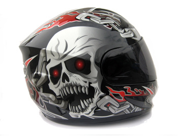 Open Face Helmets Auto Racing on Full Face Helmet   China Helmet Racing Helmet
