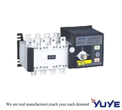 Auto Transfer Switch (YES1-160GA) - China Socomec Change Over Switch