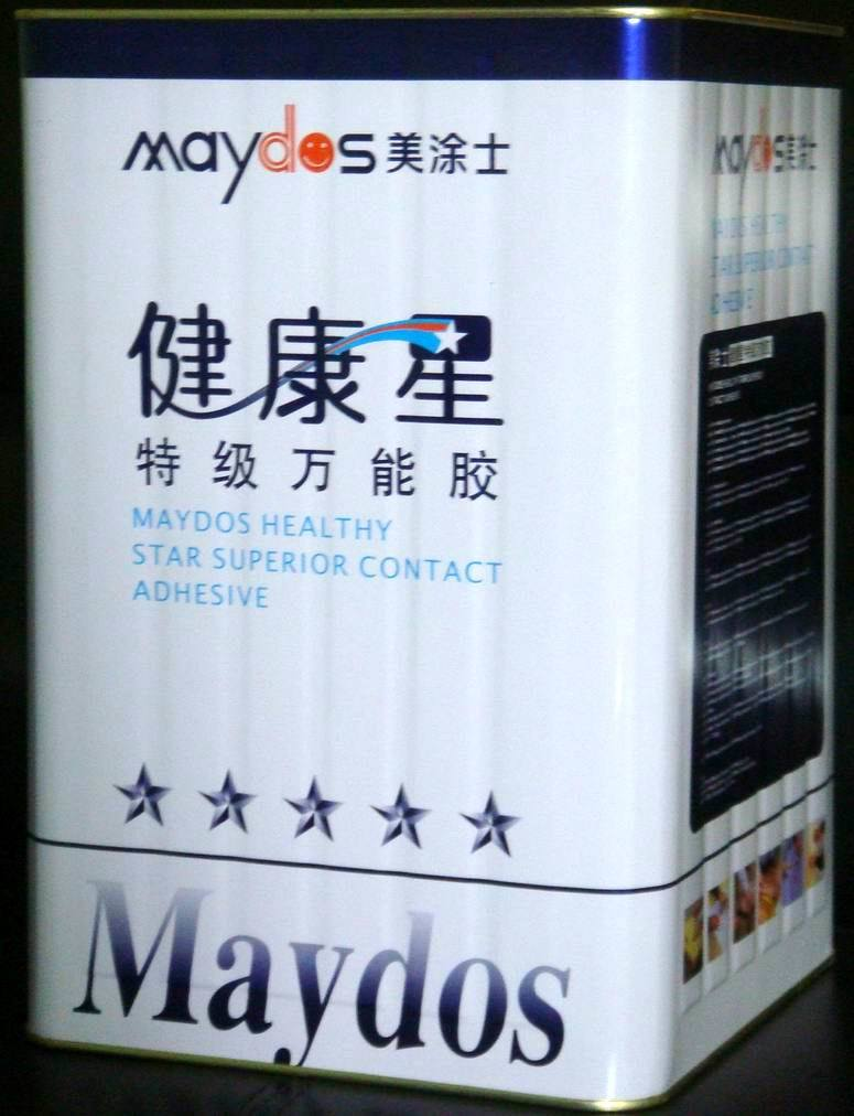 Maydos Low Voc Neoprene Rubber Contact Adhesive