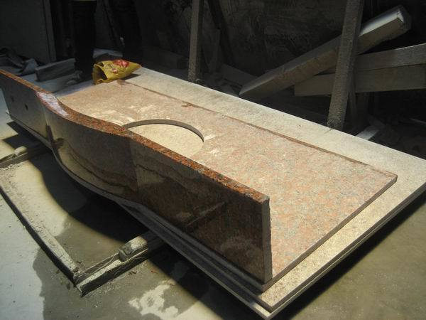 Marble Countertop Materials : China Granite Countertop Material - China Granite, Granite And Marble