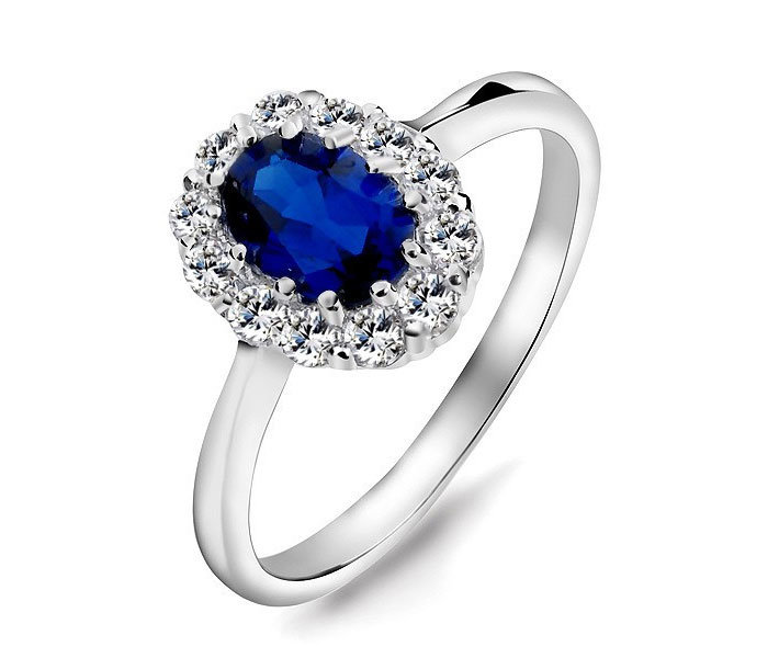 kate middleton ring sapphire. Prince William and Kate