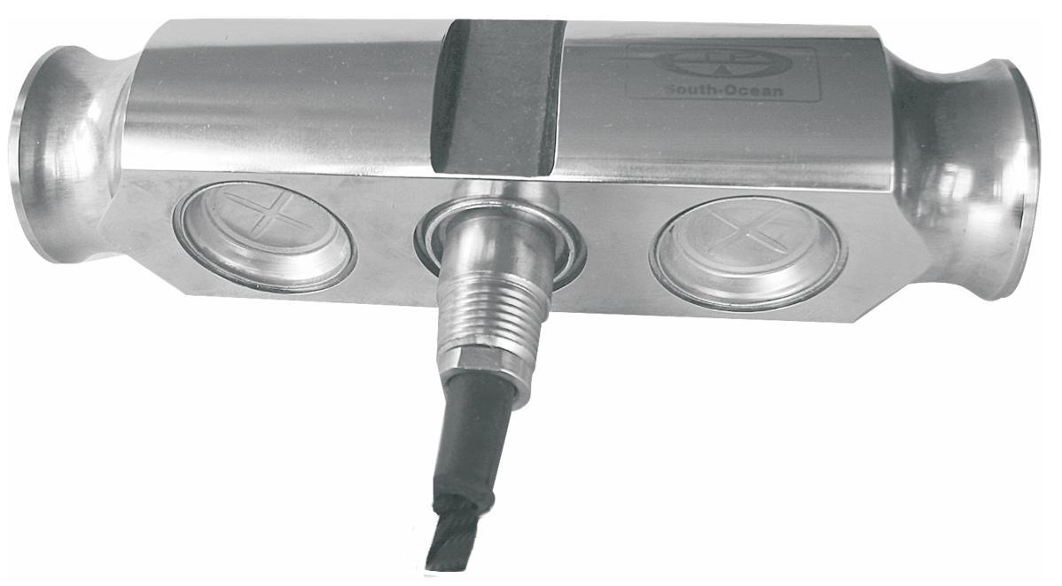 Double Ended Beam Sensor for Various Truck Scales (GF-8)