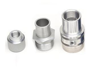 Equipment Aluminium CNC Turning Parts