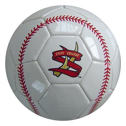 Custom PU Prining Size 5 Promotion Handsewn Football PVC Soccerball