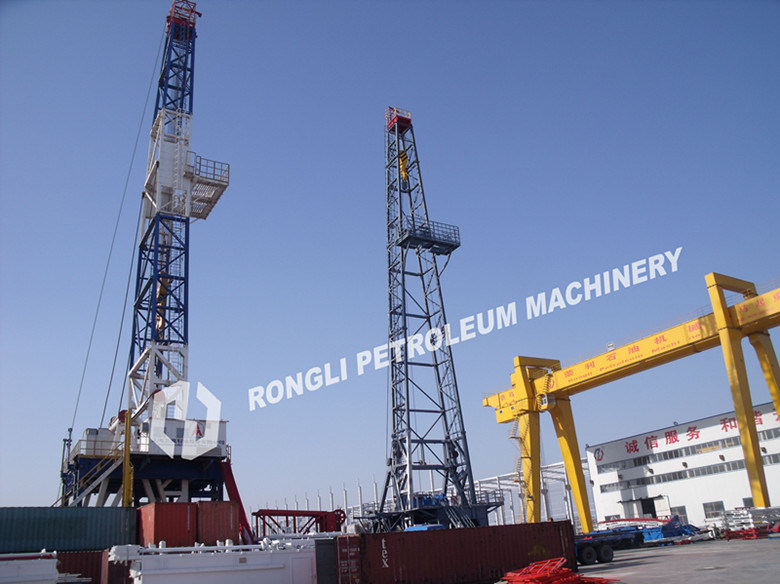 Oil Well Drilling Rig (ZJ50/ZJ70/ZJ90)