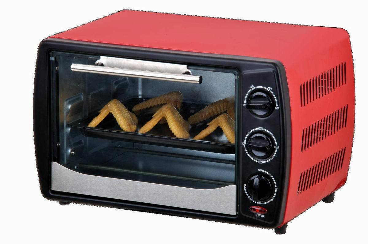 Electric Toaster Oven ~ L electric toaster oven with basic function stainless