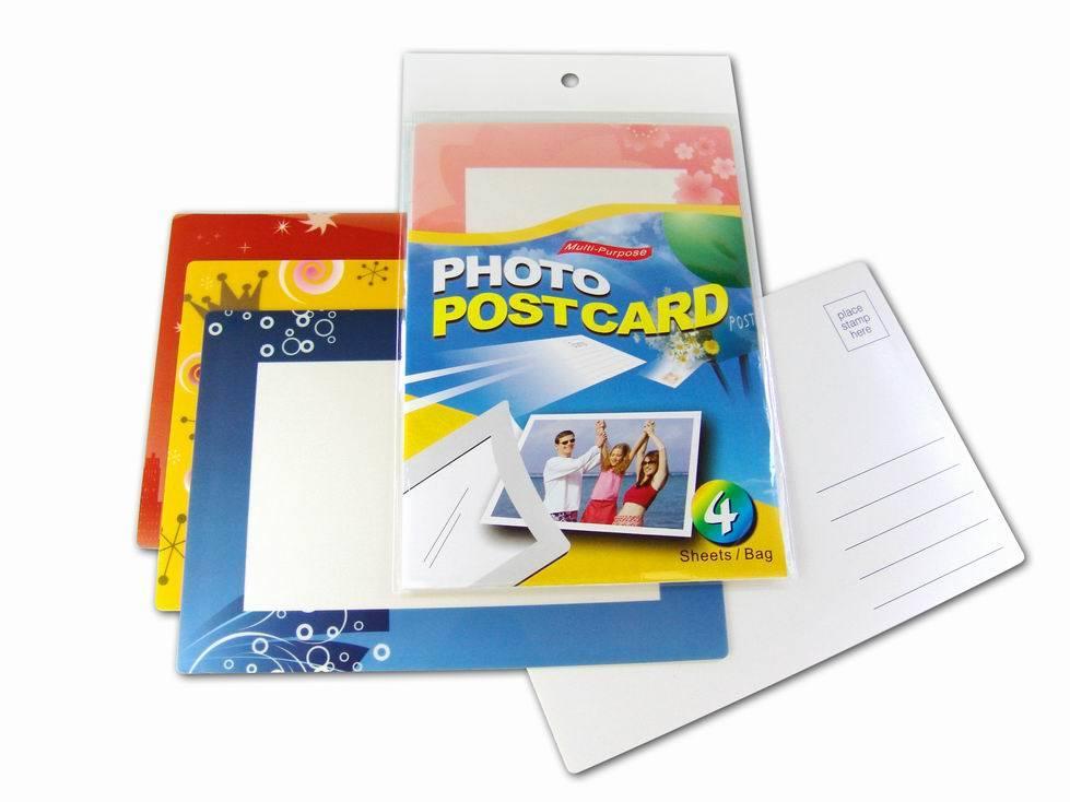 Photo Post Card