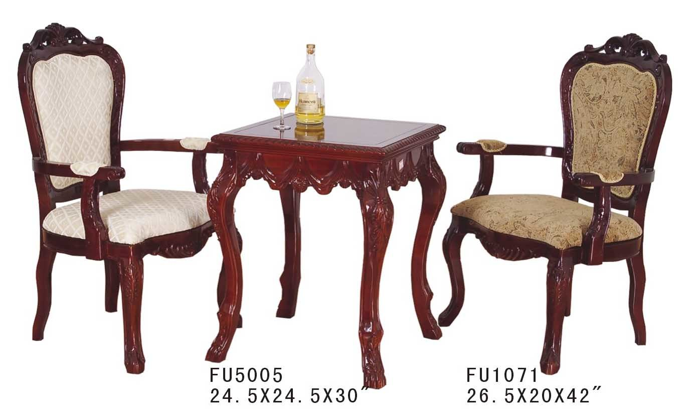 China coffee table and chair china solid wood craft for Table and chairs