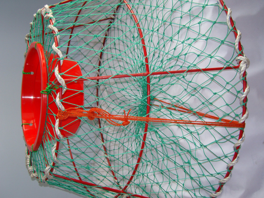 China crab pot crab creel crab trap crab basket fishing for Fishing pole crab trap