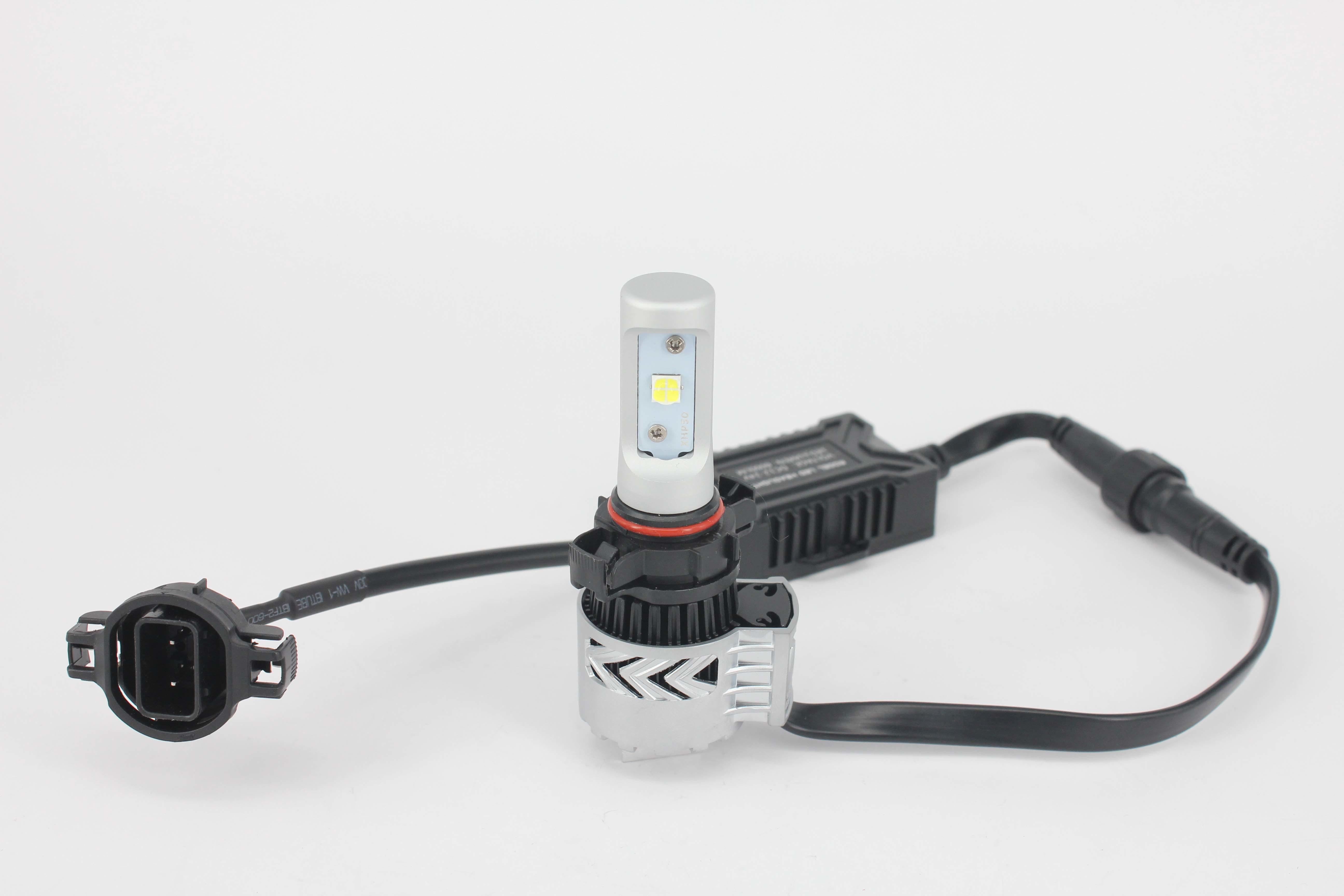 Markcars 2017 Auto Car Light Part CREE Bulb 12000lm