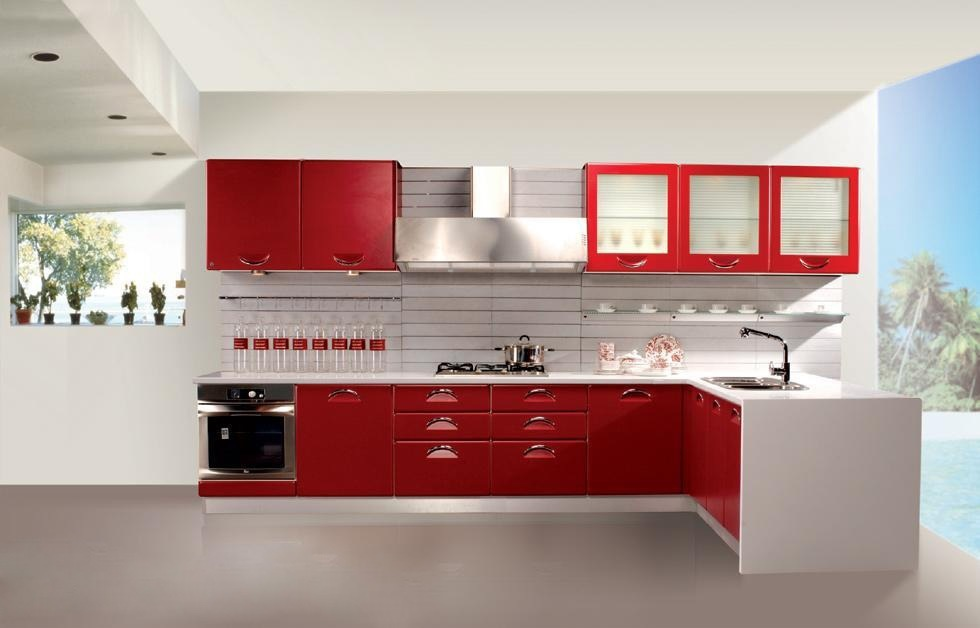Kitchen Cabinets, All Wood Cabinets, Free Design, Ships in 10 days!