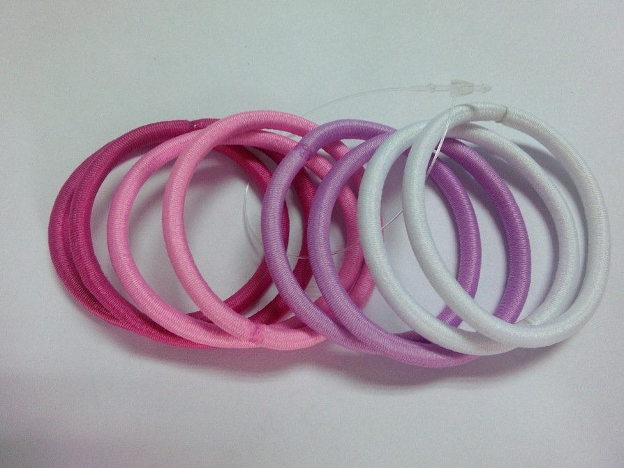 High Quality Metal Free Elastic Hair Bands (BLH20148012)